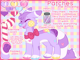 Patches Reference by KAWOSHlN