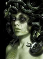 Medusa by Chrisgiz12