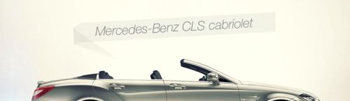Mercedes-Benz CLS Cabriolet... by GLoRin26