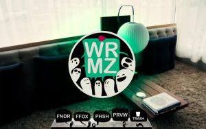 WRMZ for Mac Candybar by PascalPixel