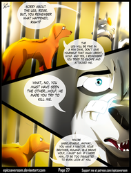 Fallen World - Page 27 - Poor Cassidy by EpicSaveRoom