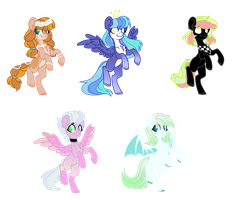 50-70 Points Adopts by MagicPancil