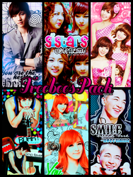 Kpop Freebees Pack Psd by foreverGIKWANG