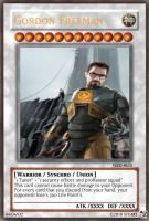 Gordon Freeman by FelgrandKnight34