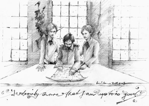 Potter_3_PoA _Marauders_Map by somelatevisitor