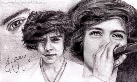 Harry Styles by Bree-Style