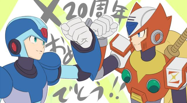 20th anniversary by nogiho