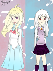 Pianists-Soul Eater Doodles by MoonlightTail-YT