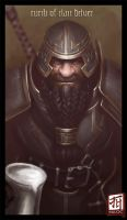 Daily Sketch - Rurik by Ruloc