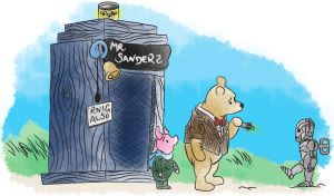 The Timey-Wimey Adventures of Winnie the Who by Gr8Gonzo