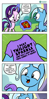 Episode Comic - Totally Not Obsessed by Dori-to