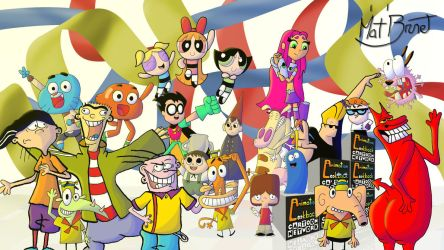 My 10 Favourite Cartoon Network Shows by AniMat505