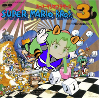 Super Yae Bros 3 Soundtrack by Ruensor