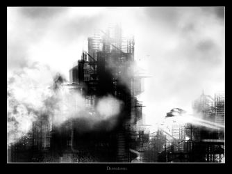 Downtown by Falcon-