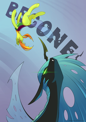 Begone Tho...rax by Underpable