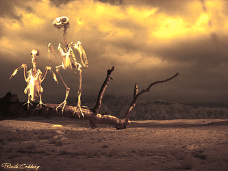 Waiting for Godot by PrivateCoppery