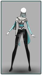 Auction: Adoptables Outfit #1 _OPEN by MkE7