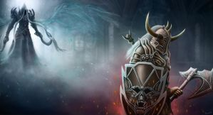 Diablo III - Reaper of Souls - Fan Art Contest by Rodrigo-Sanches-A