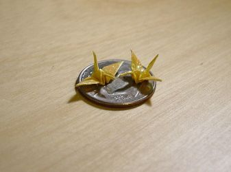 Tiny Cranes by red3183