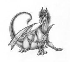 Dragon piccie by thedragonlady