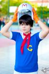 Young Speed Racer by NeeYumi