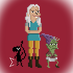 Disenchantment by Emperaptor
