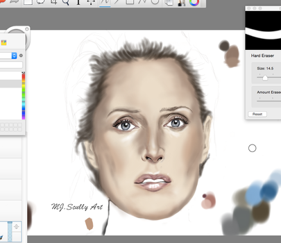 Drawing update :) by MJ-Scully