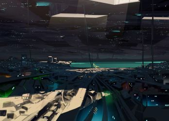 Mc103 Bg A001 Ext Detroit Deluxe Ws Over Lake Part by mister-meh