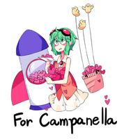  Vocaloid For Campanella by Linmie