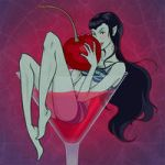 Marceline Pin Up by AnastasiaMantihora