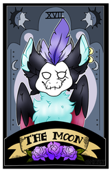 Tarot Card by ghxstlly