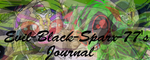 Journal header by Evil-Black-Sparx-77