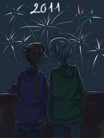Fireworks by TheMangaWitch