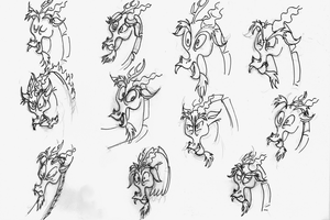 Many Faces of Discord by Nstone53
