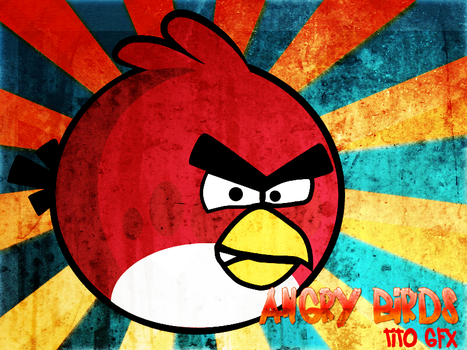 angry birds by tamer888