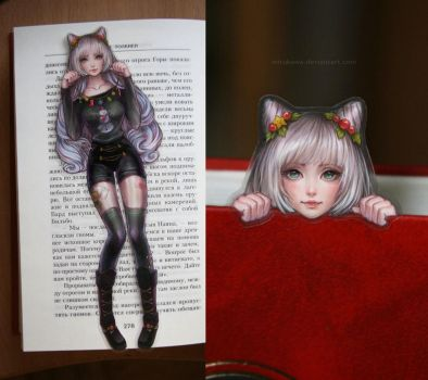 Living in a book [2] by mirukawa