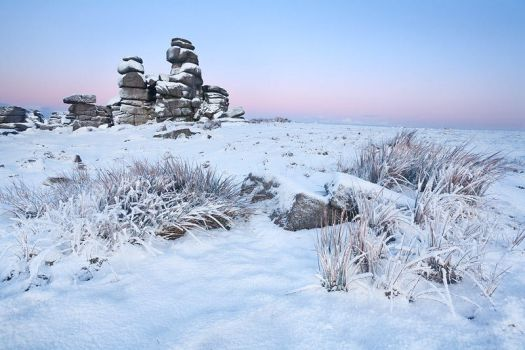 Dartmoor Winter by Alex37