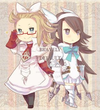 Bravely Default by doublejoker00