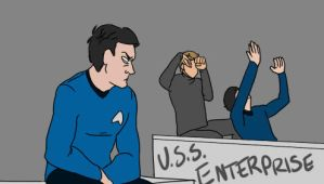 Star Trek Dance Gif by mellow-monsters