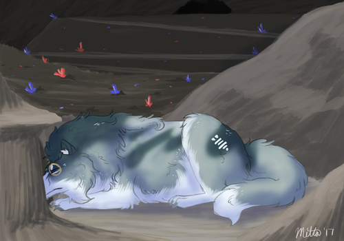 If I fits... [Caving] by Bimisi