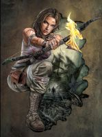 Tomb Raider by losromanos