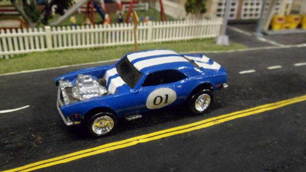 Custom Heavy Chevy #01 by hankypanky68