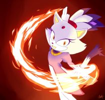 Fire Dance by chef-cheiro