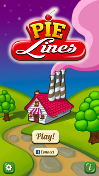Pie Lines Menu concept 2 by JPGArt