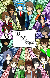 [COMPLETED] To Be Free | DR/MC YT AU by crowmulent