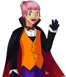 Dimitri - Halloween outfit by SuperAj3