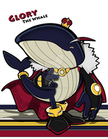 Glory the Whale by NeoAtlantis