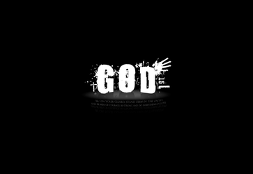 God 1st by dthowell