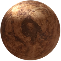 Coconut Planet 2 by RiverKpocc