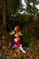 Lina Inverse - Slayers novels by GreatQueenLina
